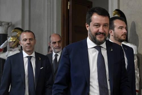 L'ultimo sgarbo di Salvini a Conte: domani non andrà alle consultazioni