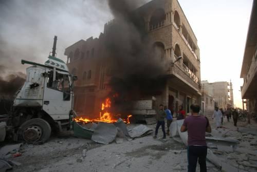 """Il grido di dolore della Siria: """"Basta sanzioni, bloccano la ricostruzione"""""""