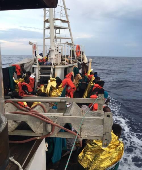 L'ong tedesca forza il divieto: nave sequestrata dalla Finanza