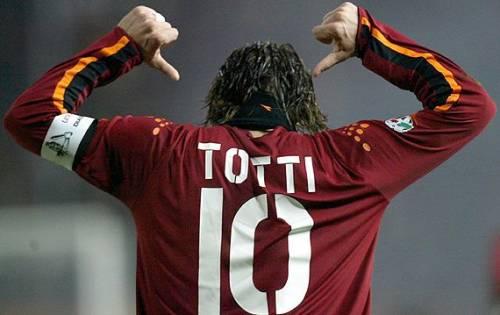 """Francesco Totti dietro le quinte: """"Me so' scordato"""""""