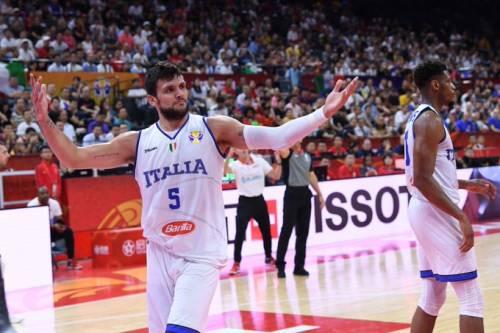Mondiali di basket, l'Italia vince ancora: travolta l'Angola 92-61