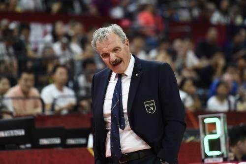 Mondiali di basket, l'Italia batte l'Angola e stacca il pass per la fase successiva