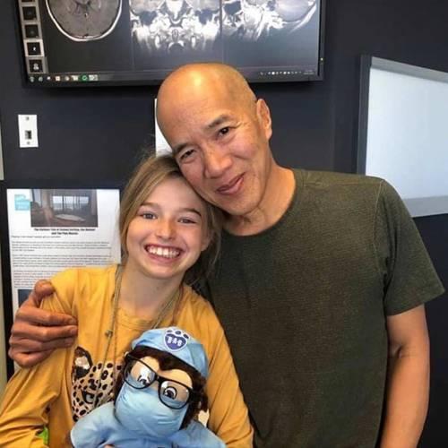 Bambina di 12 anni guarisce da cancro letale al cervello