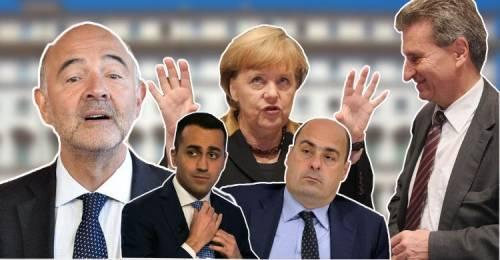 L'esecutivo Pd-Cinque Stelle che piace a Germania e Francia