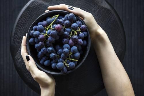 Tutti gli effetti benefici dell'uva