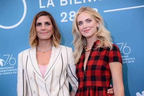 """Chiara Ferragni a Venezia per la conferenza stampa di """"Unposted"""" 4"""