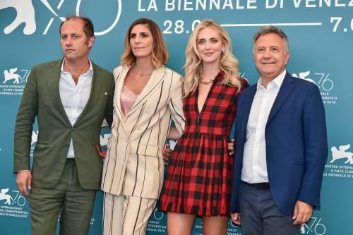 """Chiara Ferragni a Venezia per la conferenza stampa di """"Unposted"""" 9"""