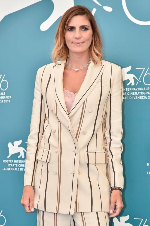 """Chiara Ferragni a Venezia per la conferenza stampa di """"Unposted"""" 7"""