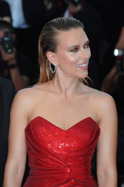 Scarlett Johansson a Venezia: le foto 2