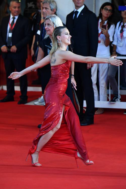 Scarlett Johansson a Venezia: le foto 6