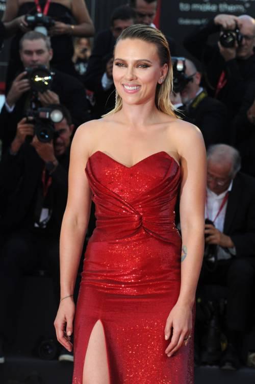 Scarlett Johansson a Venezia: le foto 7