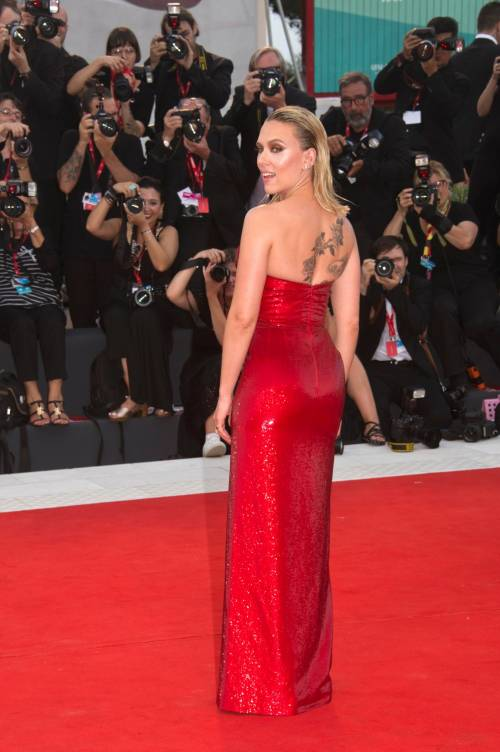 Scarlett Johansson a Venezia: le foto 8