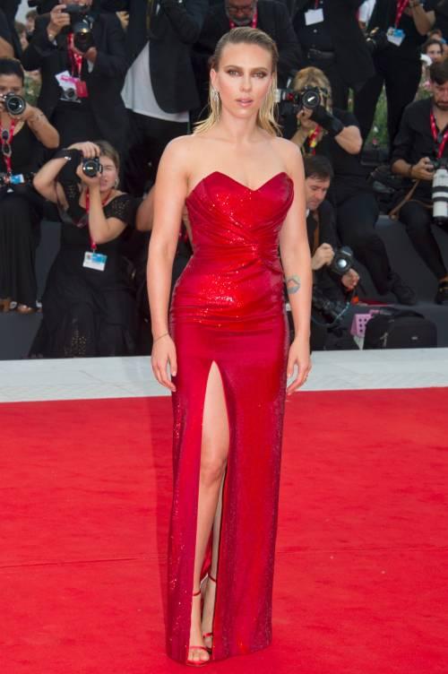 Scarlett Johansson a Venezia: le foto 9