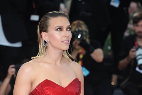 Scarlett Johansson a Venezia: le foto 10