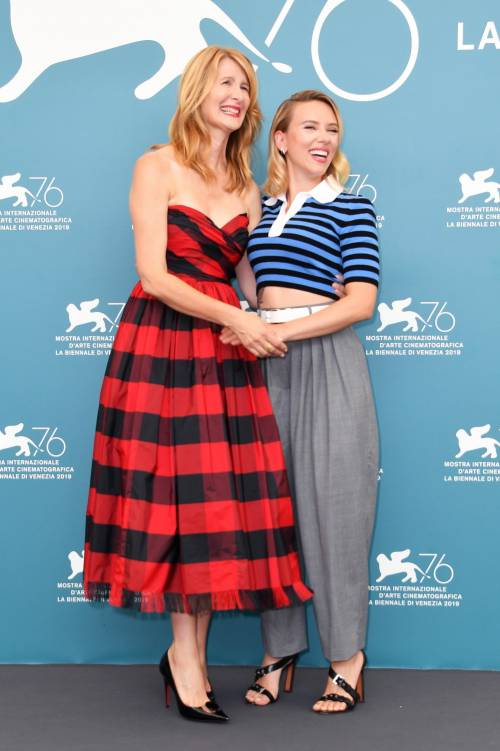 Scarlett Johansson a Venezia: le foto 3