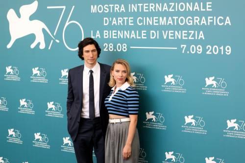 Scarlett Johansson a Venezia: le foto 1