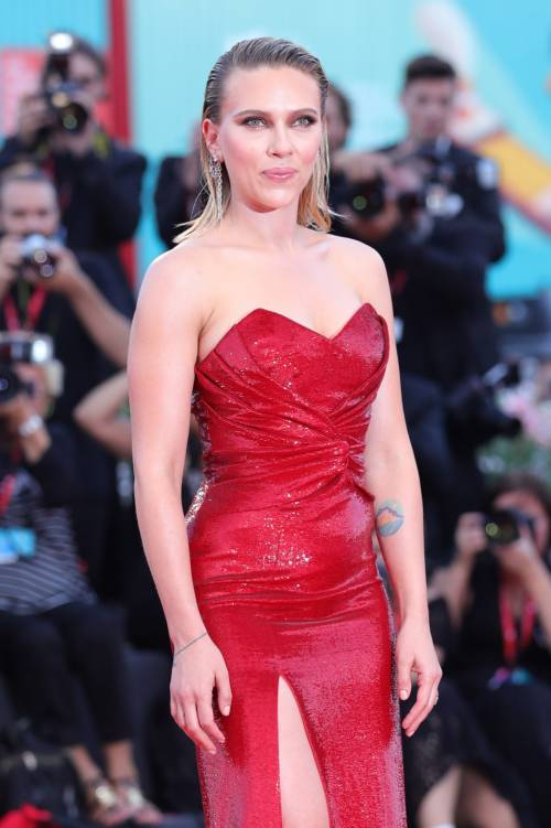 Scarlett Johansson a Venezia: le foto 4