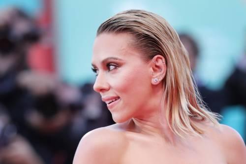 Scarlett Johansson a Venezia: le foto 5