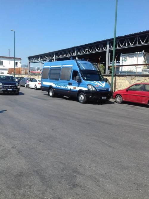 Napoli, miasmi dal sito di stoccaggio dei rifiuti: il presidio dei residenti 3