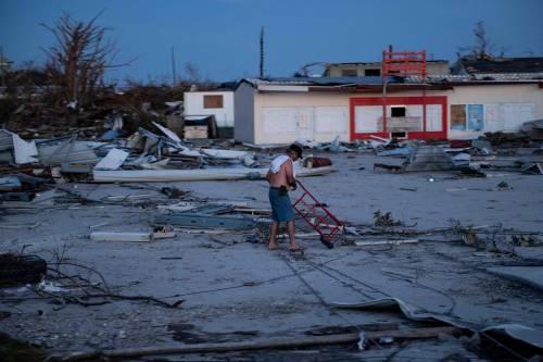 Uragano Dorian, morte e distruzione alle Bahamas 2