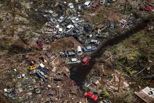 Uragano Dorian, morte e distruzione alle Bahamas 3