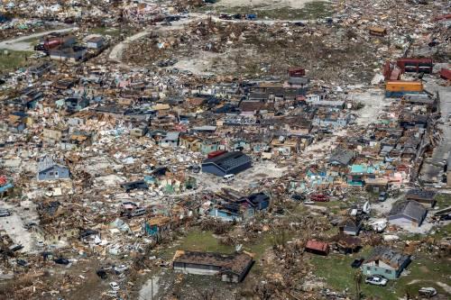 Uragano Dorian, morte e distruzione alle Bahamas 4