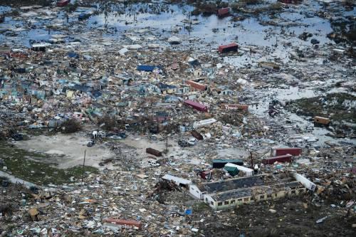 Uragano Dorian, morte e distruzione alle Bahamas 8