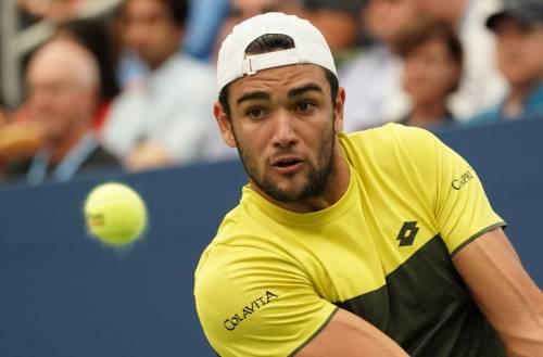 Us Open, finisce il sogno di Berrettini: sconfitto in tre set da Nadal