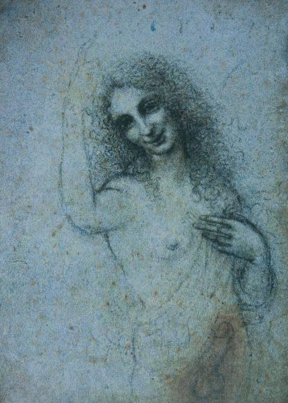 Facebook censura un nudo di Leonardo Da Vinci ed è polemica