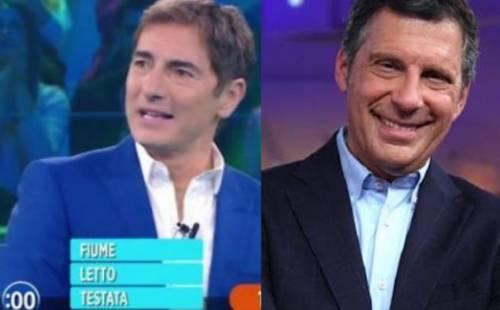 """Marco Liorni ricorda Fabrizio Frizzi: """"Mi supportava in ogni stupidaggine che dicevo.."""""""