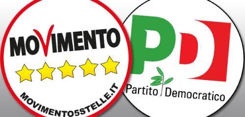 """Bonaccini tifa l'inciucio: """"Anche in Emilia confronto di idee Pd-M5S"""""""