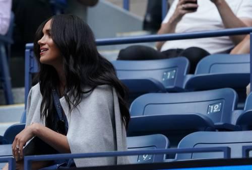 Meghan Markle alla partita di tennis: foto 2