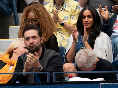 Meghan Markle alla partita di tennis: foto 4