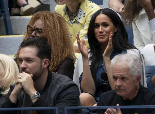 Meghan Markle alla partita di tennis: foto 5