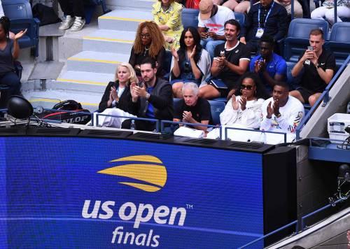 Meghan Markle alla partita di tennis: foto 14