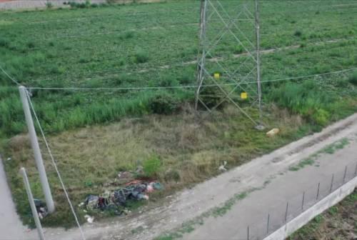 In Terra dei fuochi con il drone dei volontari 1