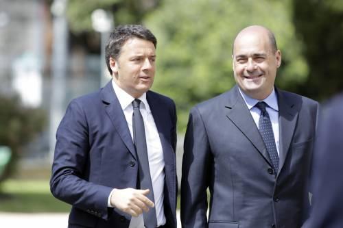 """""""Renzi inaffidabile"""". Ma il Pd schizofrenico è pronto a governare ancora con lui"""