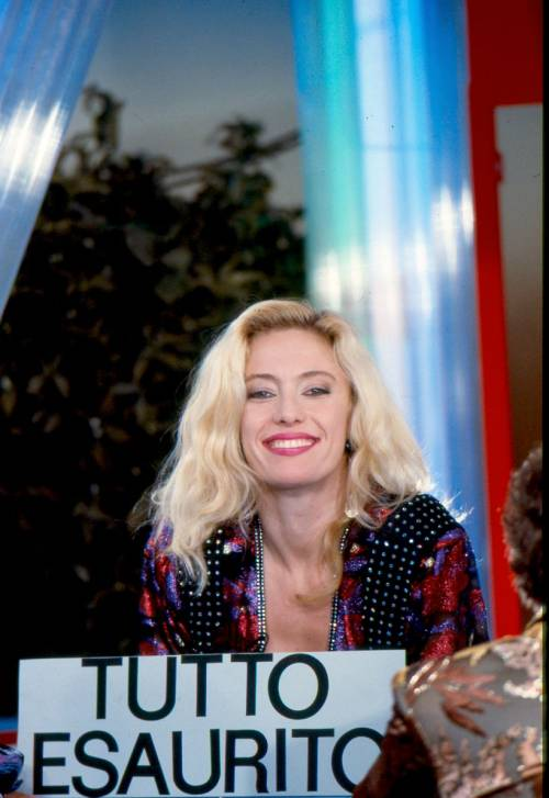 Moana Pozzi in tv: foto 6