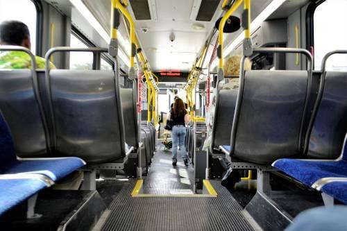 Paura sul filobus 91: due rapine in meno di cinque ore