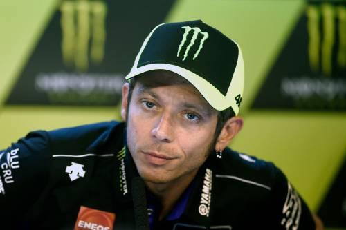 """Valentino Rossi: """"Gli otto titoli di Marquez? Presto mi supererà"""""""