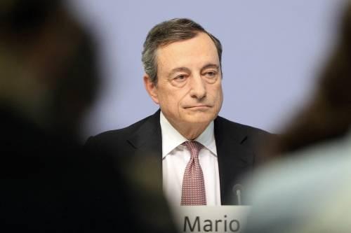 """Il monito di Draghi: """"Bisogna agire subito"""""""