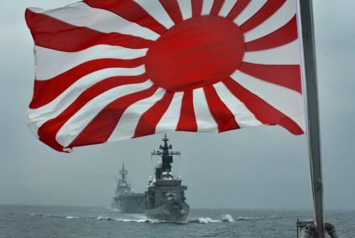 Tokyo 2020, Seul ricorre al Cio per vietare la bandiera del Sole nascente