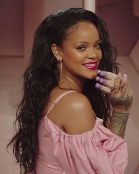 Rihanna in slow motion è super hot