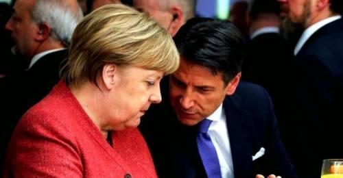 L'Europa tiene al guinzaglio il governo giallorosso. Ecco due prove