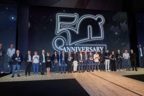 Micam, 50 anni di eccellenza: premiate aziende espositrici dalla prima edizione del 1961