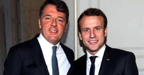 Renzi s'è messo in testa di fare il Macron