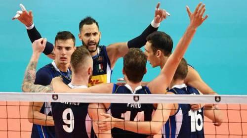 Europei di pallavolo, prima sconfitta dell'Italia: vince la Francia 3-1