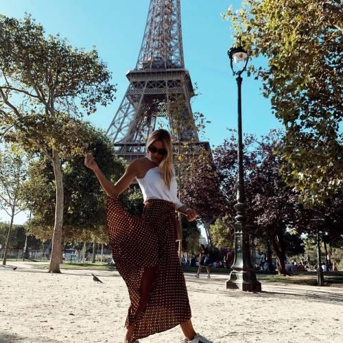 Alba Silva rapisce i suoi follower su Instagram 4
