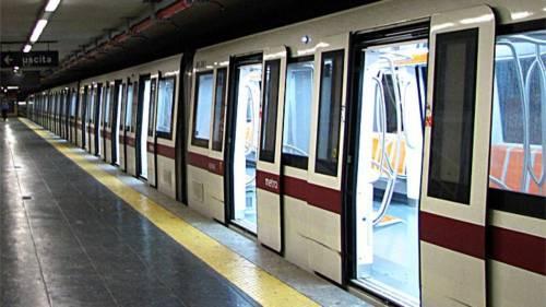 Roma, blocco della metropolitana B nel weekend
