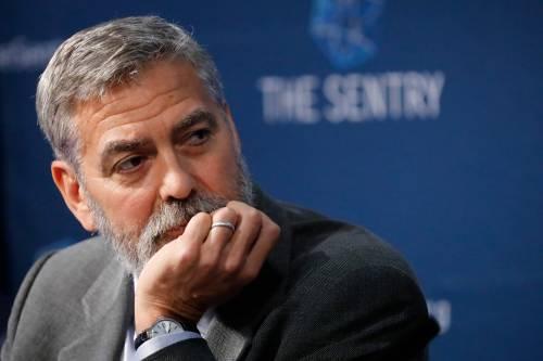 Clooney vuole il Malaga. Lo manda Banderas